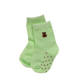 זוג גרביים ירוק