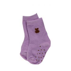 זוג גרביים סגול