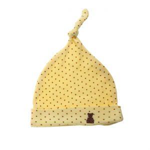 כובע קשר צהוב