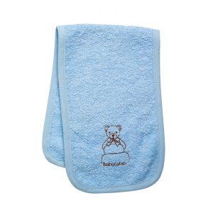 מגבת פליטה לכתף תכלת