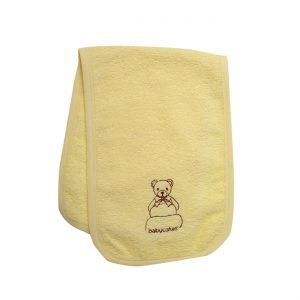 מגבת פליטה לכתף צהוב