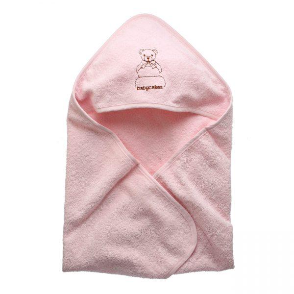 מגבת קפוצ'ון לתינוק-6164