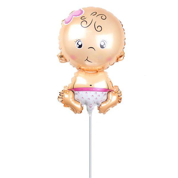 בלון בצורת תינוק