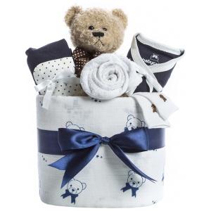 חבילת בייבי פרש כחול נייבי