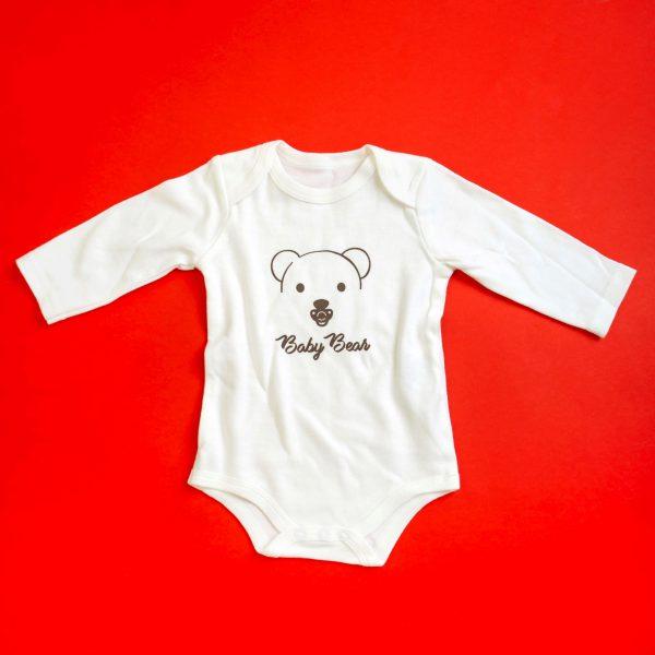 baby bear - בגד גוף לתינוק שזה עתה נולד-0
